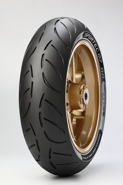METZELER メッツラー SPORTEC M7RR【200/55ZR17M/CTL(78W)】スポルテック タイヤ
