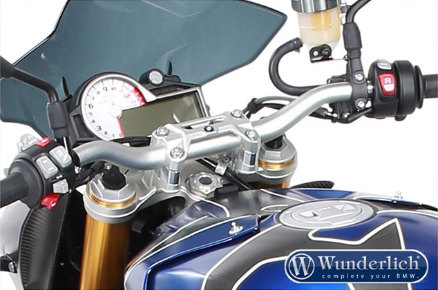 【ポイント5倍開催中!!】Wunderlich ワンダーリッヒ ハンドルキット ハンドルアップキット 20mm S1000R