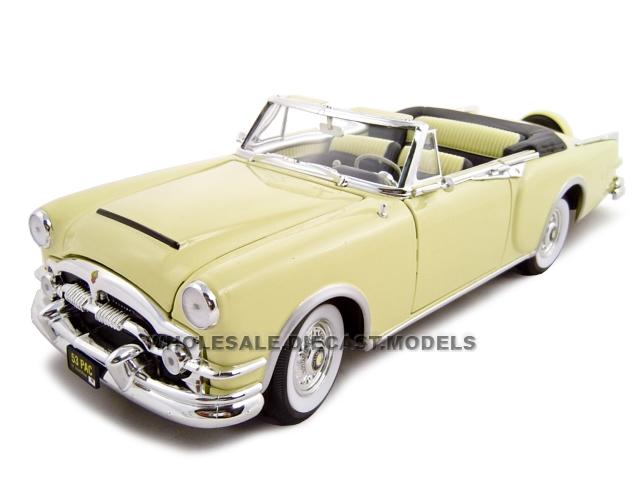 SANKEN サンケン ダイキャストミニカー (1/18) 1953パッカード カリビアン