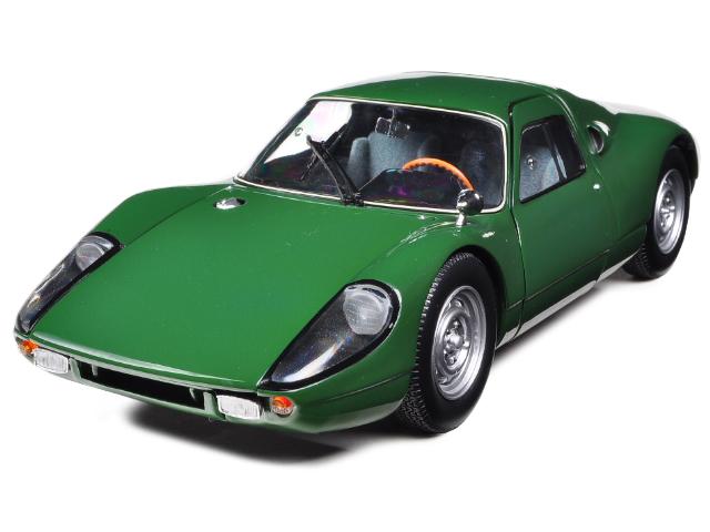 SANKEN サンケン その他グッズ ダイキャストミニカー (1/18) 1964ポルシェ 904 GTS