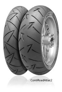 Continental コンチネンタル オンロード・ツーリング/ストリート ContiRoadAttack2【100/90 R 18 M/C 56V TL】 コンチロードアタック2 タイヤ