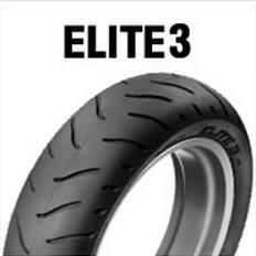 DUNLOP ダンロップ オンロード・アメリカン/クラシック ELITE3 【150/80R17 72H】 エリート3 タイヤ