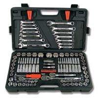 SANKEN サンケン セット工具 ツールセットPOWERBUILT 154ピ-ス