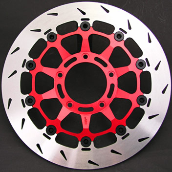 ALTH アルト ディスクローター ラウンド オーバーサイズ フロント ブレーキディスク 右用 F4-BRUTALE [ブルターレ]