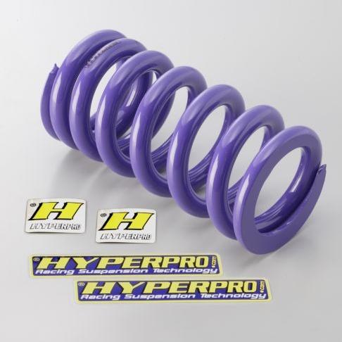 HYPERPRO ハイパープロ ローダウン リアスプリング CBF500