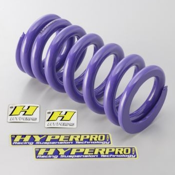 HYPERPRO ハイパープロ リアスプリング NTV650