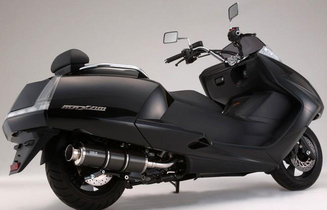 BEAMS ビームス SS400 フルエキゾーストマフラー サイレンサー:カーボンII SP マグザム
