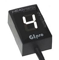 HEALTECH ELECTRONICS ヒールテックエレクトロニクス インジケーター GIpro-XT H01 ホワイト 限定色 CBR954RRファイアーブレード
