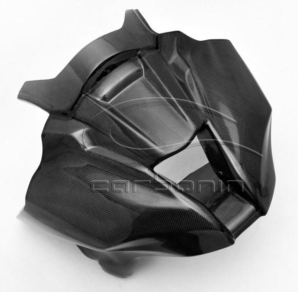 Carbonin カーボニン アッパーカウル レースタイプ 素材:カーボンファイバー ZX-10R