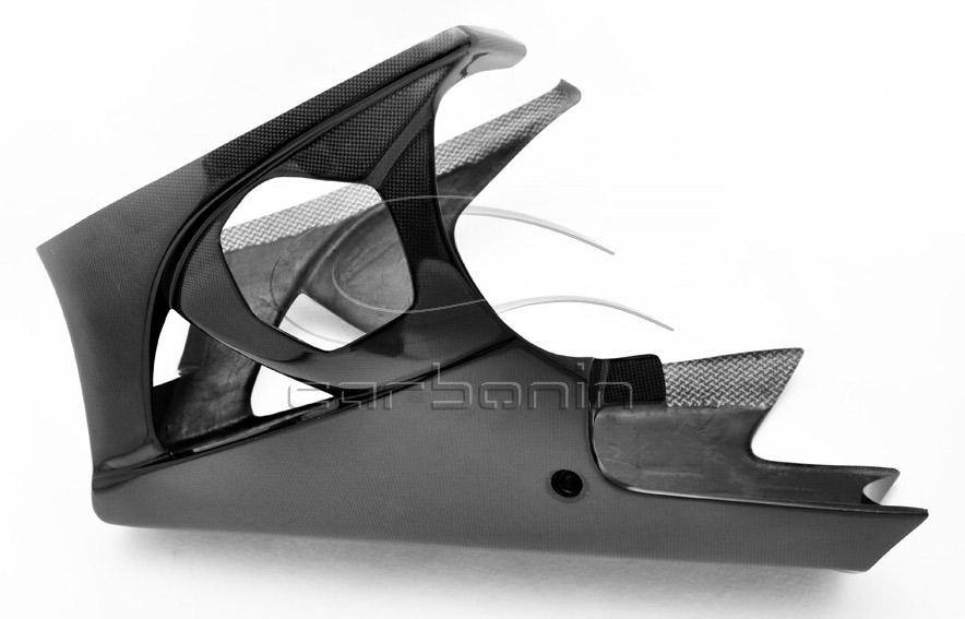 Carbonin カーボニン アンダーカウル 素材:カーボンファイバー GSX-R1000