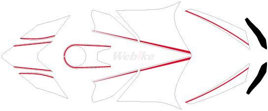 【ポイント5倍開催中!!】【クーポンが使える!】 MDF エムディーエフ ステッカー・デカール 車種別グラフィックデカールキット 1199/899 ベースモデル ■コンプリートデカール(フルセット) 1299Panigale [パニガーレ] 899Panigale [パニガーレ]