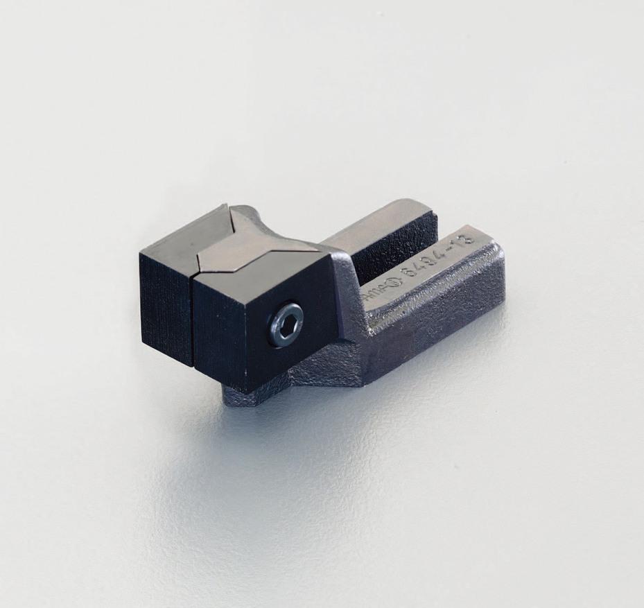 ESCO エスコ 工具 呼22-36/80x205mmプルダウンクランプ(2個)