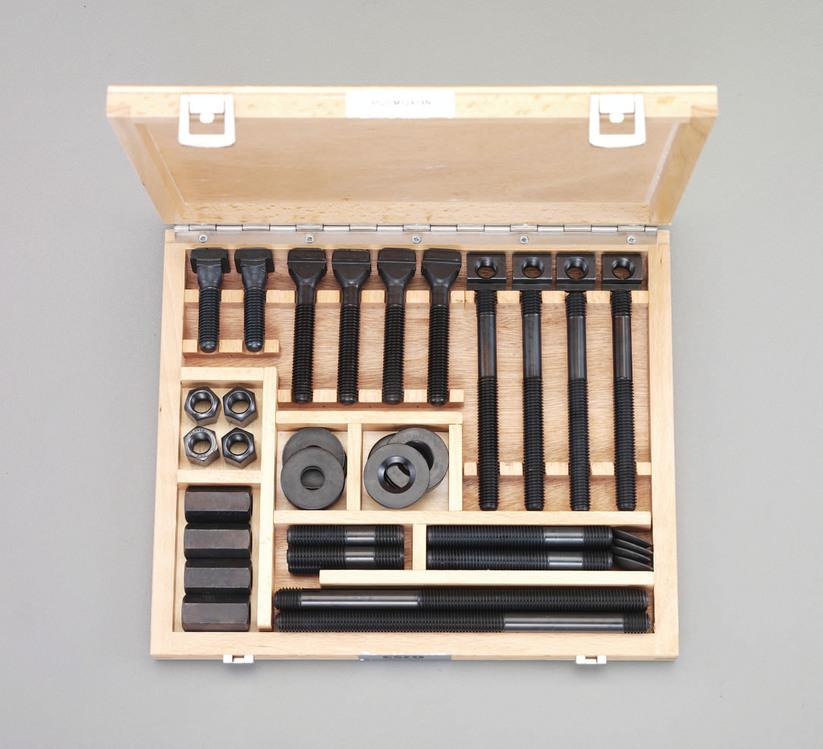 ESCO エスコ 工具 M16/呼16Tスロットボルトセット