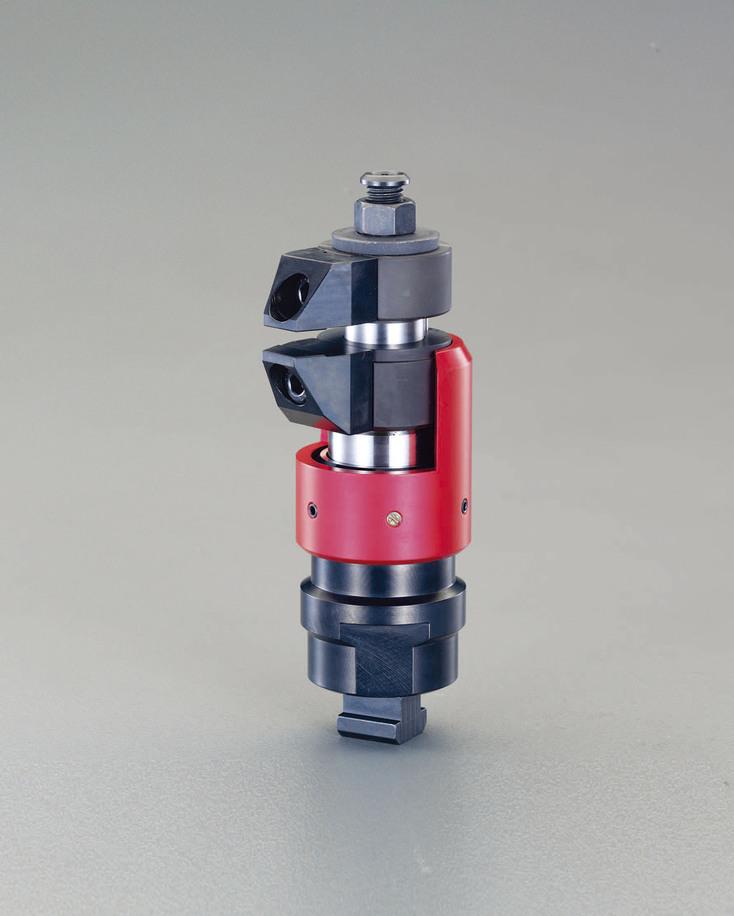ESCO エスコ 工具 呼14/M12/15-30mmフローティングクランプ
