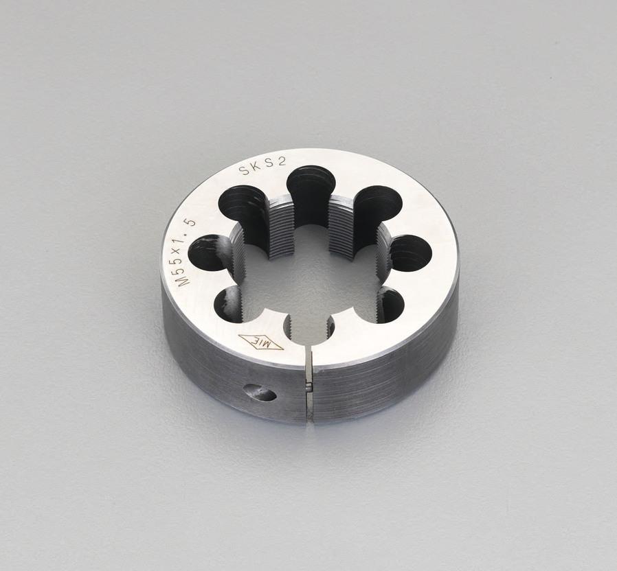 ESCO エスコ 工具 M58x2.0[100mm径][SKS2]ダイス