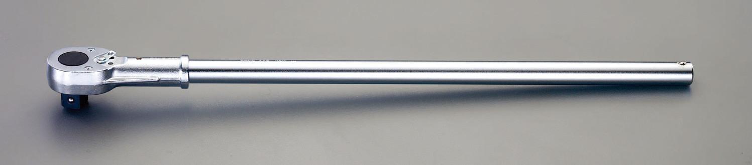 ESCO エスコ 1 sq×755mmラチェットハンドル