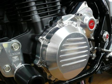 AGRAS アグラス エンジンカバー クランクケースカバー CB1100