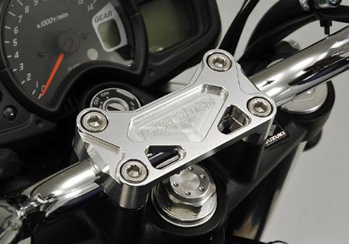 AGRAS アグラス ハンドルポスト ハンドルアッパーブラケット SV650 (1999) グラディウス400
