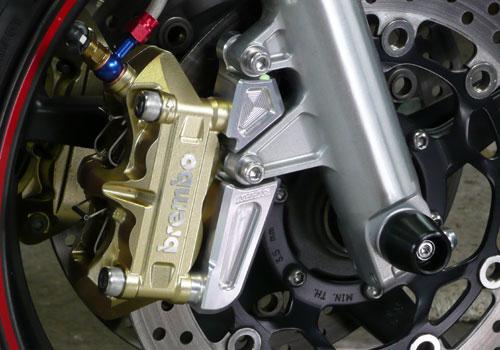 AGRAS アグラス キャリパーサポート CB1300スーパーフォア CB1300スーパーボルドール