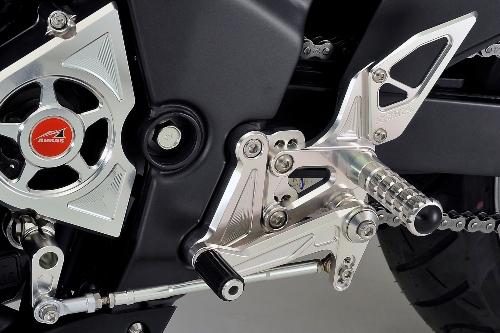 AGRAS アグラス バックステップ CBR250R 11-