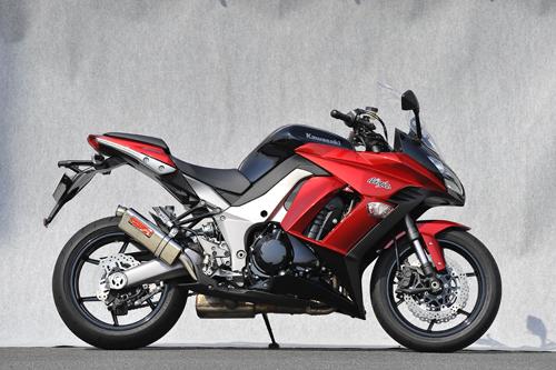 ヤマモトレーシング YAMAMOTO RACING スリップオンマフラー NINJA1000 SUS スリップオン TWIN TYPE-S ニンジャ1000 (Z1000SX)