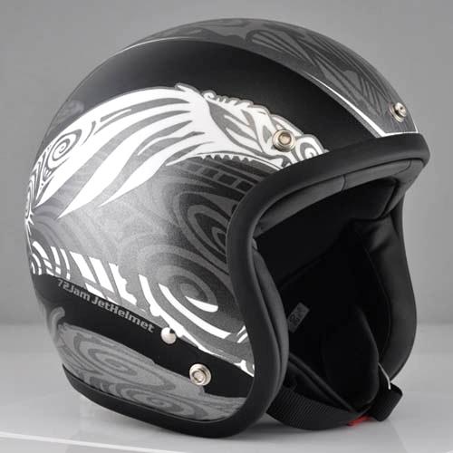 72JAM 72ジャム ジェットヘルメット NATIVE ネイティブ