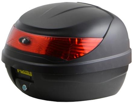 LEAD工業 リード工業 トップケース・テールボックス HEMEL H-1001A リアボックス