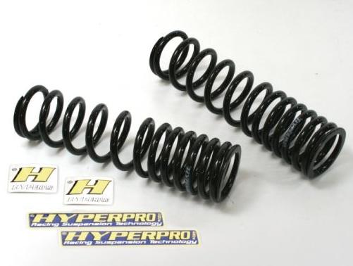 HYPERPRO ハイパープロ リアスプリング ZRX400
