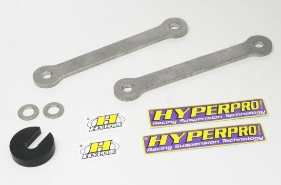 HYPERPRO ハイパープロ 車高調整関係 ローダウンリンクキット グラディウス400 グラディウス650