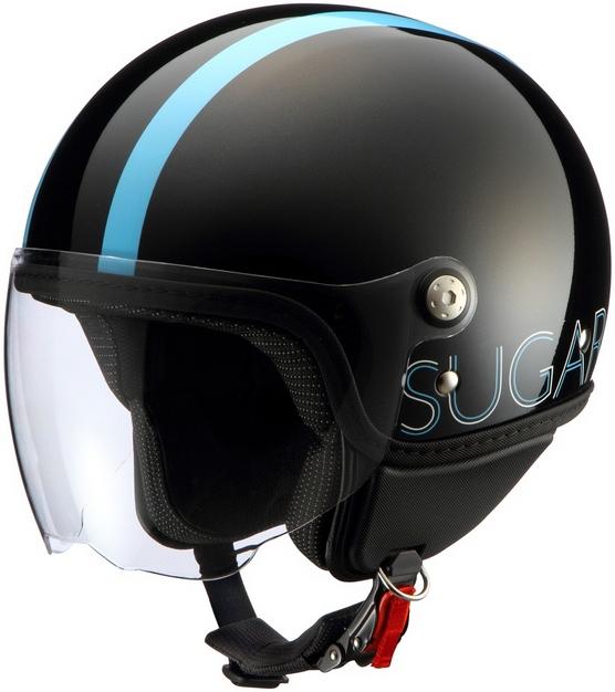 ライズ SugarRidez MOCO 2LC ジェットヘルメット