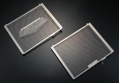 アグラス ラジエターコアガード Aタイプ:AGRASロゴ有り ZX-10R