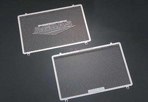アグラス ラジエターコアガード Aタイプ:AGRASロゴ有り ZRX1100 ZRX1200