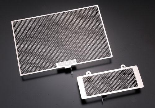 アグラス ラジエターコアガード Aタイプ:AGRASロゴ有り GSX-R1000