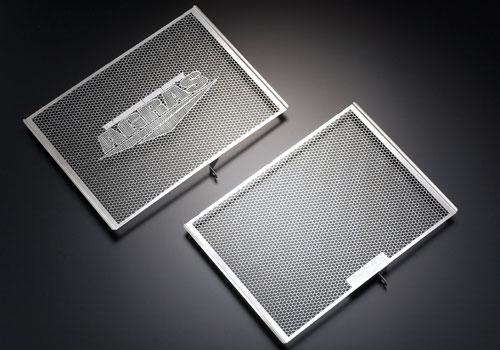 アグラス ラジエターコアガード Aタイプ:AGRASロゴ有り YZF-R6
