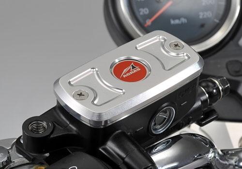 AGRAS アグラス マスターシリンダーキャップ CB1100 CB1300スーパーフォア