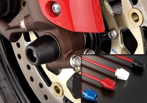 AGRAS アグラス フロントアクスルプロテクター CBR1000RR CBR1000RR CBR954RRファイアーブレード