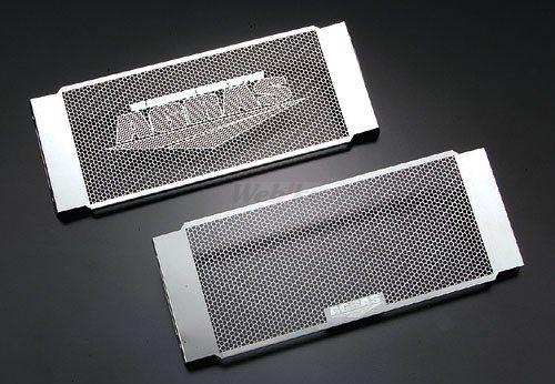 アグラス オイルクーラーコアガード Aタイプ:AGRASロゴ有り GSX1400