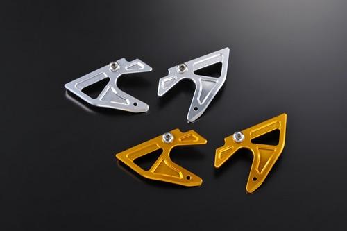 AGRAS アグラス スタンドフック スタンドプレート カラー:チタン ニンジャ250