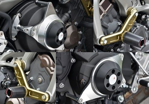 AGRAS アグラス レーシングスライダーセット MT-09