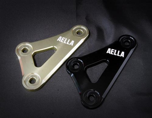 AELLA アエラ 車高調整関係 ローダウンリンクプレート カラー:シャンパンゴールド TIGER1050/SPORT