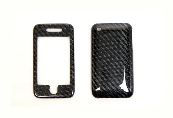 CARBON DRY カーボンドライ スマートフォンケース iPhone プロテクトカバー カラー:セミグロス(艶なし)