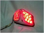 CJ-BEET シージェイビート LEDテールランプ カラー:クリア GSX-R600 GSX-R750