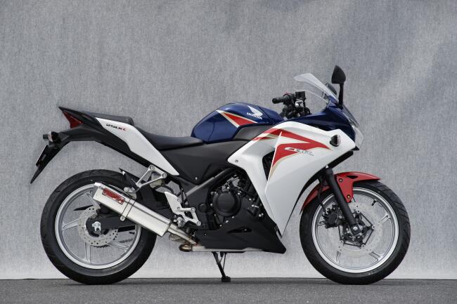 ヤマモトレーシング YAMAMOTO RACING SPEC-A ステンレス フルエキゾーストマフラー TYPE-SA CBR250R (2011-)