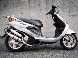 RSヨコタ レーシングショップヨコタ RSYユーロチャンバー・オールステンレス:エアロックス100・AEROX100 カラー:ステンレス AEROX100 [エアロX]