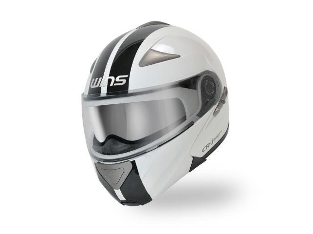 WINS ウインズ MODIFY [モディファイ] GT STRIPE [ストライプ] システムヘルメット サイズ:L (58-59cm)