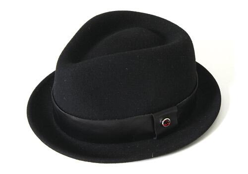 BREDGE ブレッジ 帽子 ニューヨークハット【RED EYE】 サイズ:L (57-58cm)