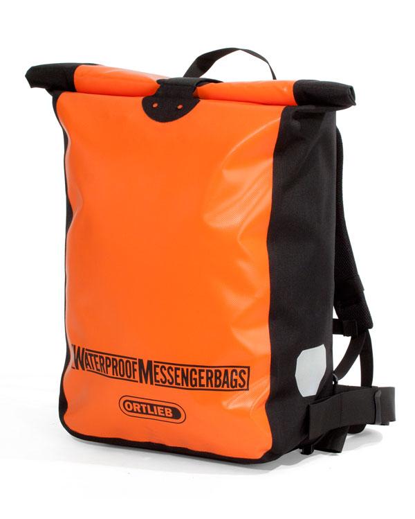 ORTLIEB オルトリーブ リュックサック・ナップザック MESSENGER BAG (メッセンジャーバッグ) バックパック カラー:オレンジ