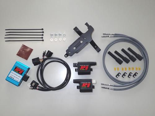 ASウオタニ AS UOTANI イグニッションコイル・ポイント・イグナイター関連 SPIIパワーコイルキット(ボルトオンセット) CB1100