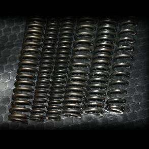 オオノスピード OHNO SPEED 鬼脚フォークスプリング 0.750kg/mm GSX750S KATANA [カタナ] /1(ANDFフォーク用)