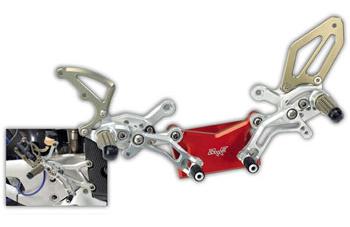 Robby Moto Engineering ロビーモトエンジニアリング バックステップ SBKモデル モデル:正チェンジ GSX-R1000